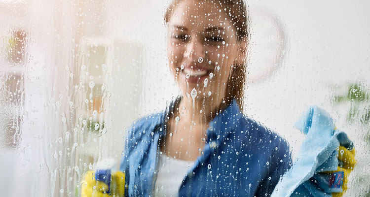 Can I clean my windows during winter?