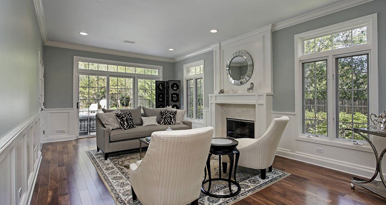 Design your home with the right type of windows